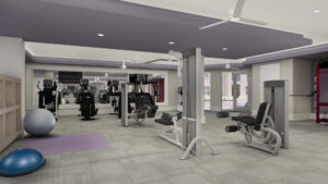 Ovation – Fitness Room